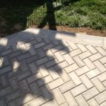 Interlocking-stone-patio